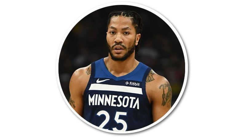 52146f49f9ca Derrick Rose Biography